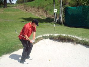 Golf Facilities - Bunker Practice